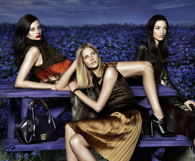 Ferragamo's winter collection