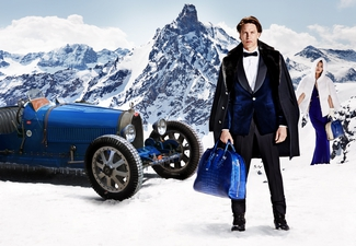 Bugatti presents the new campaign