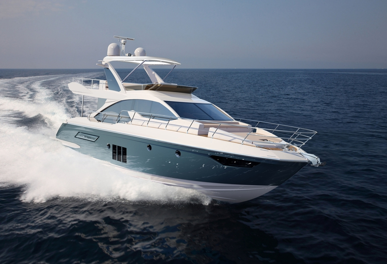 The new Azimut 50
