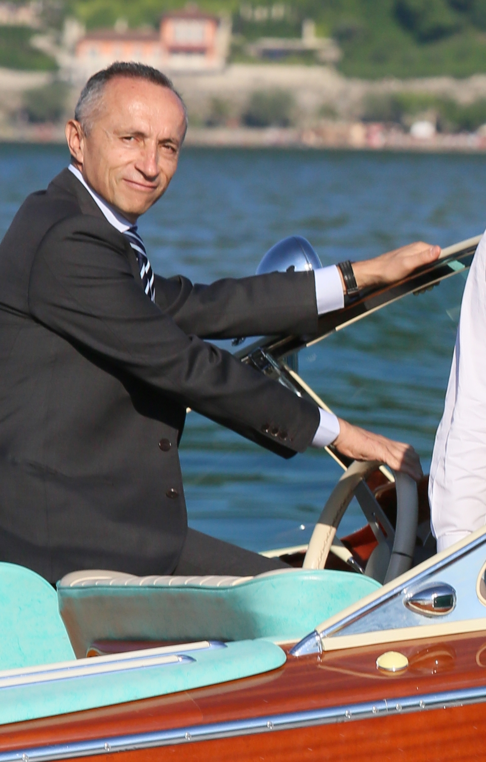 Galassi is the new Chief executive officer of the Ferretti Group