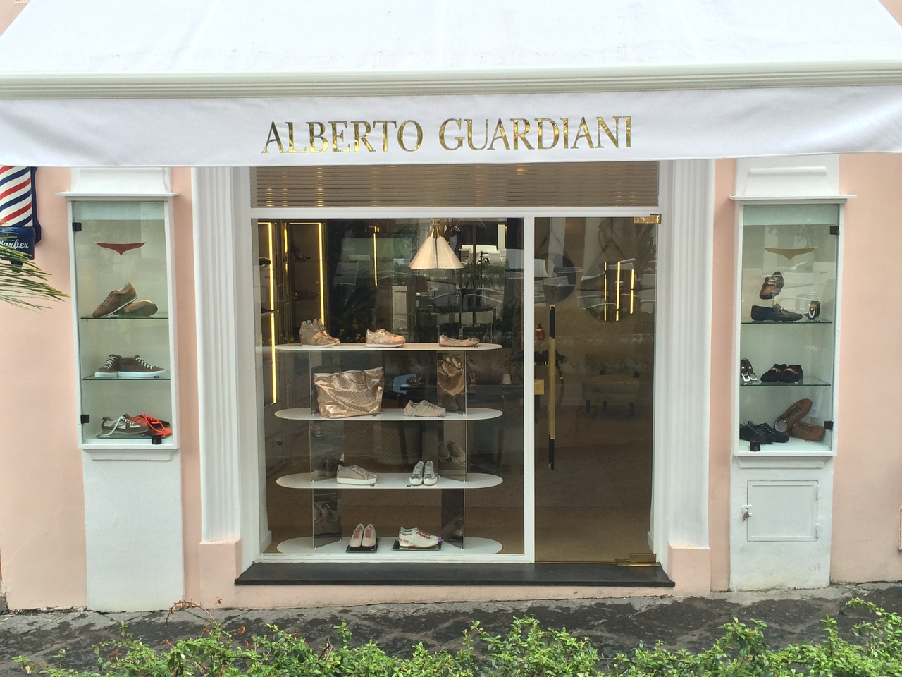 New openings for Alberto Guardiani