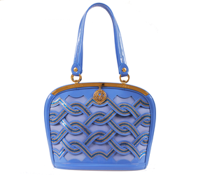 Handbag inspired by Orient