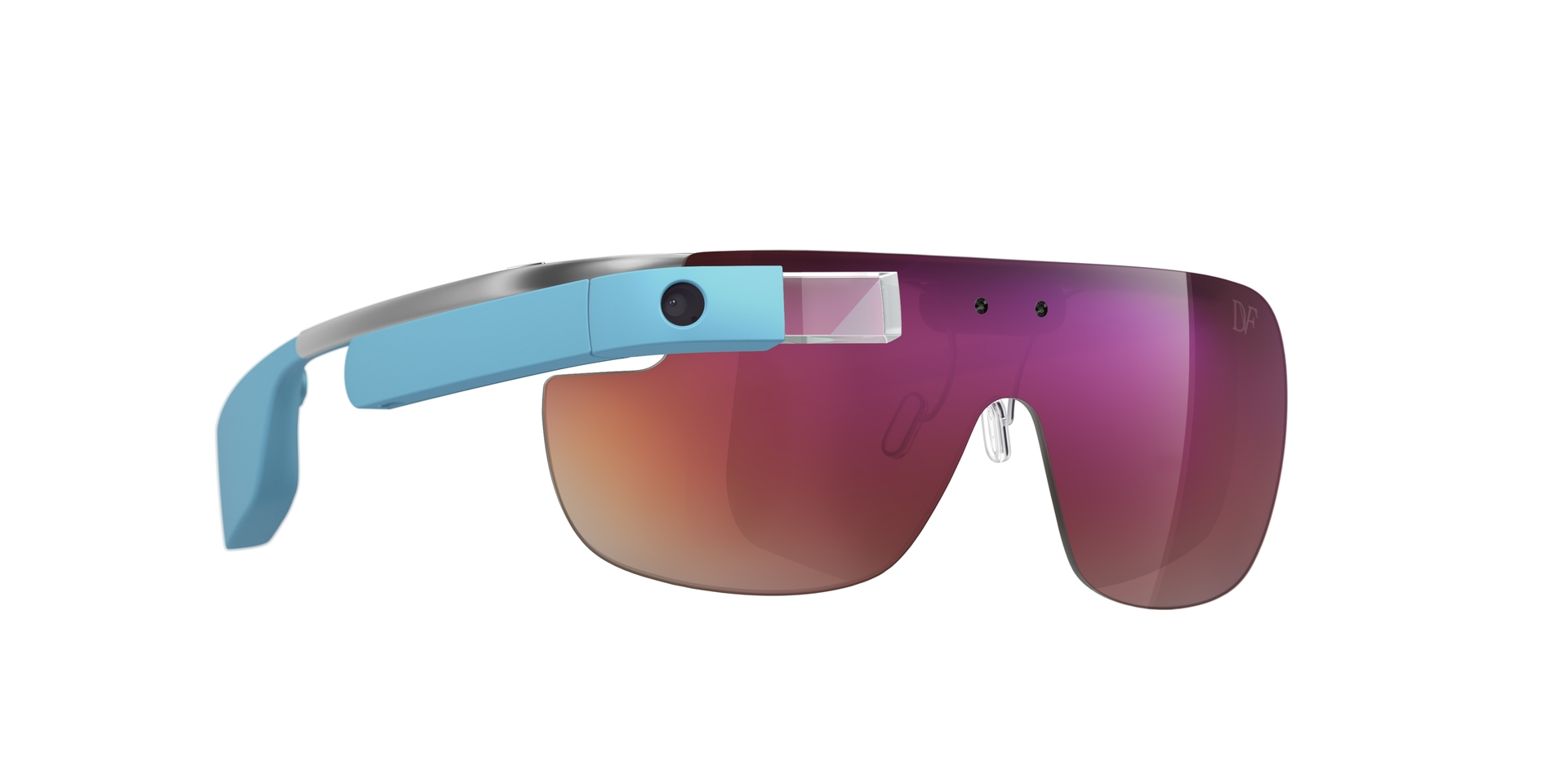 Furstenberg unveils limited edition Google Glass collection