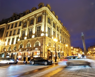 Chopard acquista l'hotel de Vendôme
