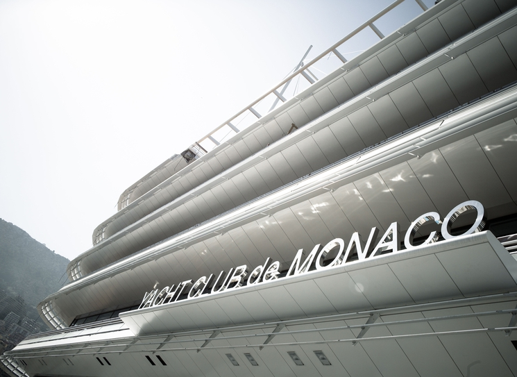Lounge Riva at Yacht Club de Monaco
