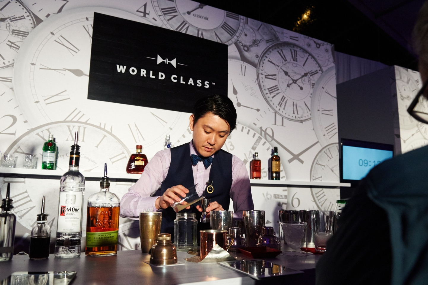 Luxury spirits culture