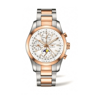 New chronograph by Longines