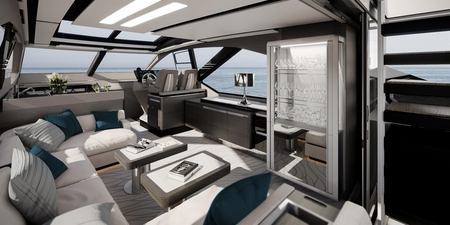 Azimut S7 Carbon Game-Changer