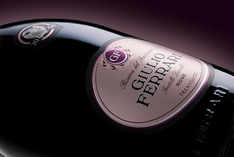 The Debut of Giulio Ferrari Rosé